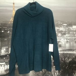 Free People Softly Structured Knit Sweater
